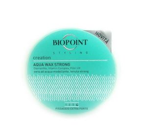 Biopoint Styling Creation Aqua Wax Strong (Fissaggio Extra Forte 4)