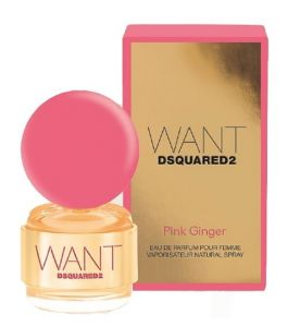 Want Dsquared Pink Ginger