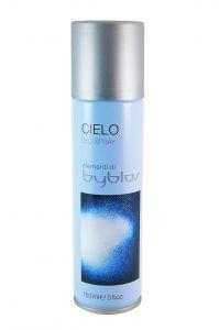 Byblos Cielo Deodorante Spray
