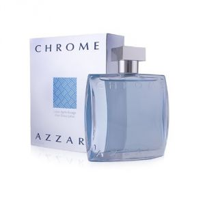 Chrome Azzaro After Shave Lotion