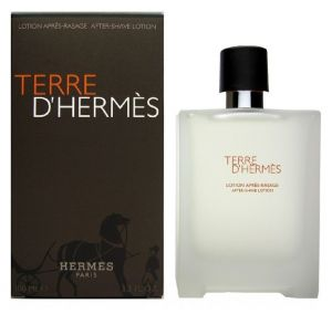 Terre D'hermes After Shave Lotion 100ml