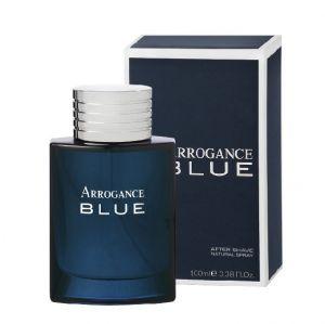 Arrogance BLUE After Shave Lotion