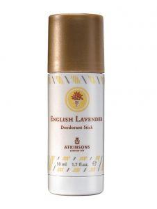 English Lavender Atkinsons Deodorante Stick