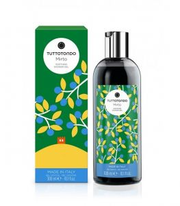 Tuttotondo Mirto Soothing Shower Gel 300ml