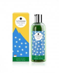 Tuttotondo Alpine Herbs Relaxing Shower Gel 300ml