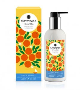 Tutotondo Chinotto Energizing Hands Lotion
