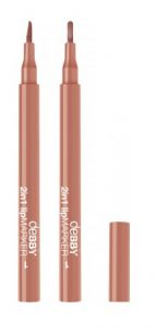 Debby 2 in 1 Lip Marker