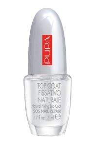 Pupa SOS Nail Repair Top Coat Fissativo Naturale