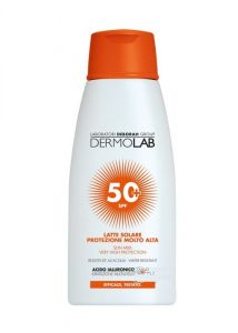 Dermolab Latte Solare Viso e Corpo SPF50+