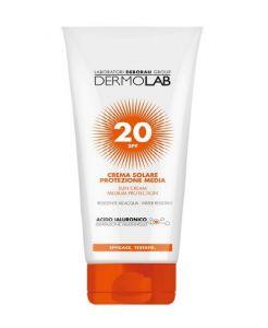 Dermolab Crema Solare Viso e Corpo SPF 20