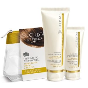 Collistar Nutrimento & Luminosità Kit