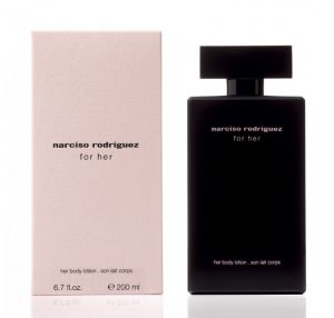 Narciso Rodriguez Her Body Lotion
