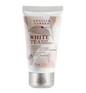 White Tea & Rosa Mosqueta Oil - Crema Mani Nutrimento Intenso