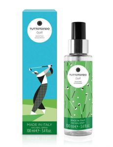 Tuttotondo Golf Deodorant 100ml