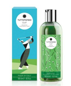 Tuttotondo Golf Shower Shampoo