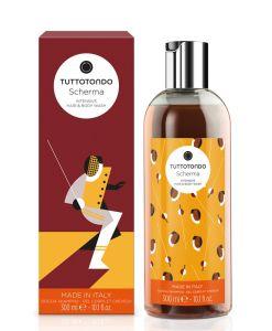 Tuttotondo Shower Shampoo Shampoo 300ml