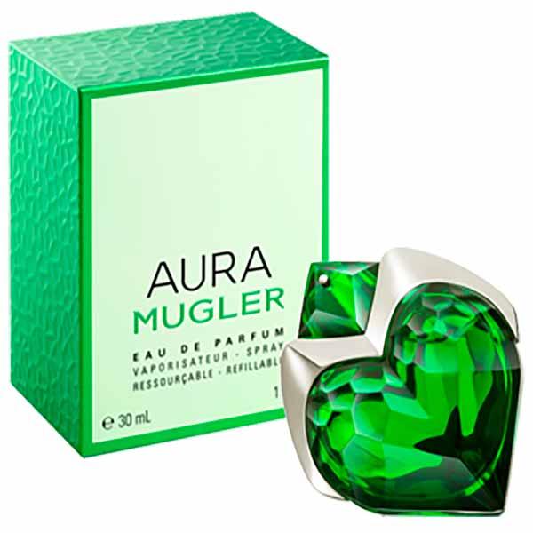 aura mugler nuovo profumo