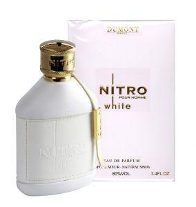 Nitro Pour Homme White