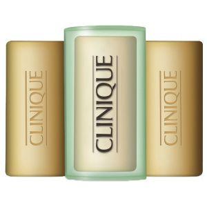 Clinique 3 Little Soaps  - Oily Skin Formula TIPO 3-4