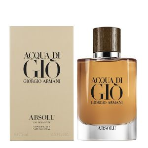 Acqua di Giò Pour Homme Absolu
