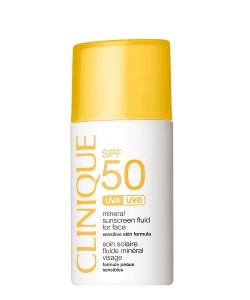 Clinique SPF50 Mineral Sunscreen Lotion For Face