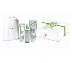 Green Tea & Cherry Oil - Gift Box