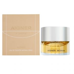 Aigner Etienne In Leather Woman