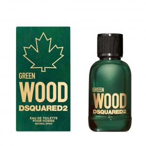 Green Wood Dsquared2 Pour Homme