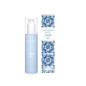 Dolce & Gabbana Light Blue Summer Gel Pour Femme