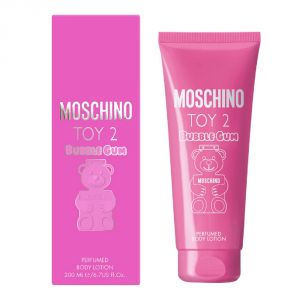 Moschino Toy 2 Bubble Gum Body Lotion