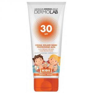 Dermolab Crema Solare Bimbi Viso e Corpo SPF 30
