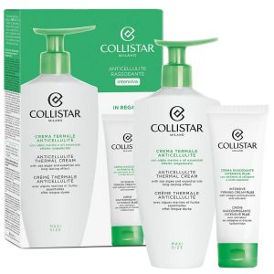 Collistar Attivi Puri Crema Termale Anticellulite + Crema Rassodante Intensiva Plus