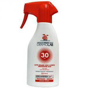 Dermolab Latte Solare Spray Viso e Corpo SPF 30