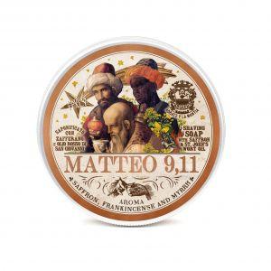 Sapone da Barba Matteo 9,11 - Abbate Y La Mantia