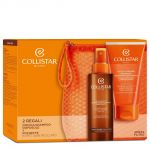 Collistar Super Tanning Dry Oil Without Filter + Freebies