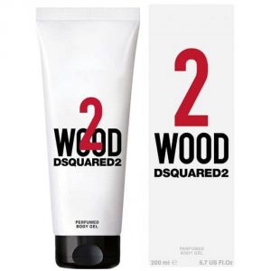 Dsquared2 2 Wood Body Gel