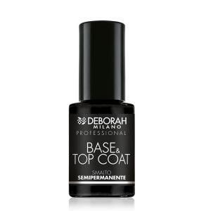 Deborah Semi-Permanent Base&Top Coat Gel