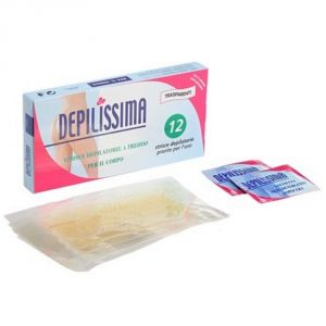 Depilissima Cold Depilatory Strips for Body