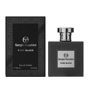 Sergio Tacchini Performance Collection Pure Black