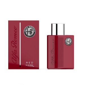 Alfa Romeo Red