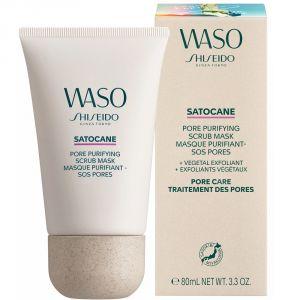 Shiseido Waso Satocane Pore Purifyng Scrub Mask