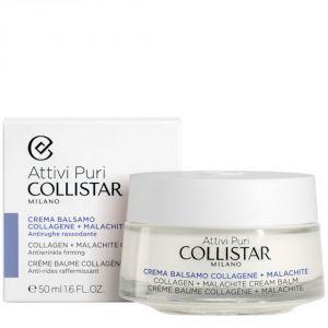 Collistar ATTIVI PURI - Crema Balsamo Collagene + Malachite