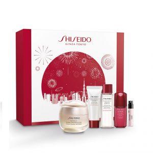 Shiseido Benefiance Wrinkle Smoothing Cream Cofanetto