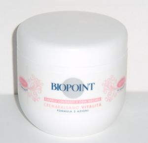 Biopoint Cremabalsamo Capelli Colorati e Con Meches