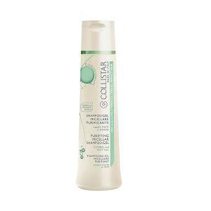 Collistar Shampoo Gel Micellare Equilibrante Capelli Misti e Grassi