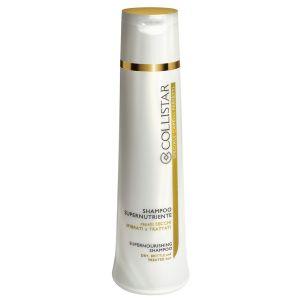 Collistar Shampoo Supernutriente Capelli Secchi Sfibrati e Trattati
