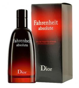Fahrenheit Absolute Christian Dior