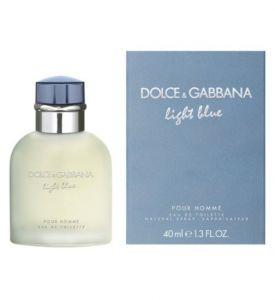 Light Blue Gabbana Pour Homme