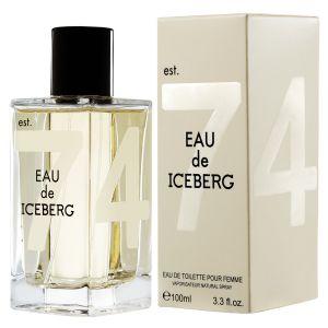 Eau de Iceberg 74 Pour Femme