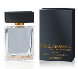 The One Gentleman Dolce & Gabbana